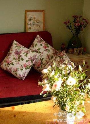乡村家具承载法式浪漫