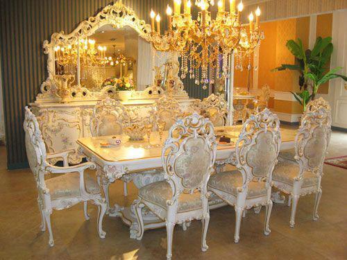欧式家具和它的搭配