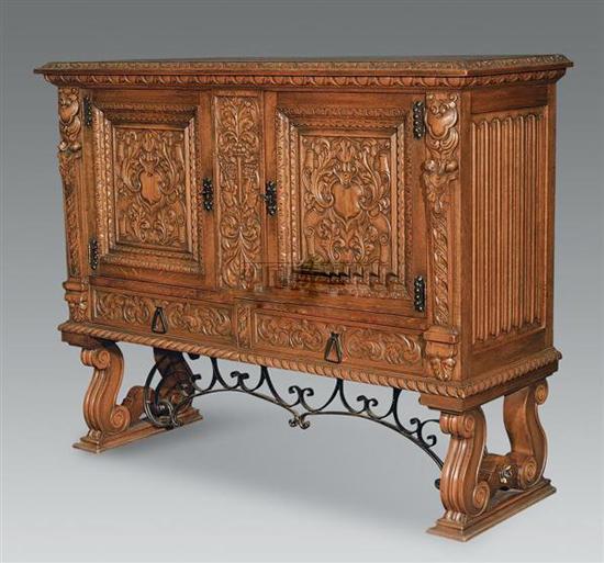 西班牙家具的文艺复兴风格