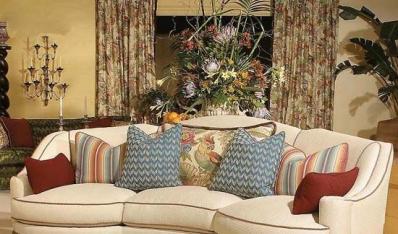 """选择优质布艺沙发有绝招 """"两看""""是首要"""