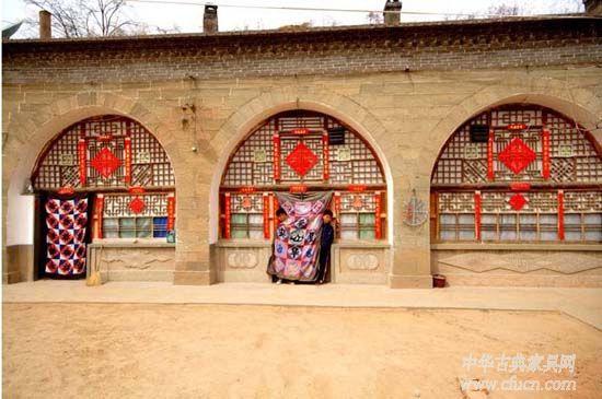陕北窑洞文化