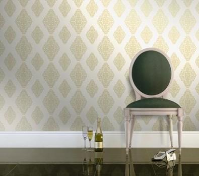 壁纸风格诠释的家居文化