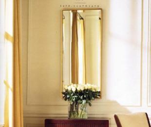 玄关风水 镜子安装的讲究