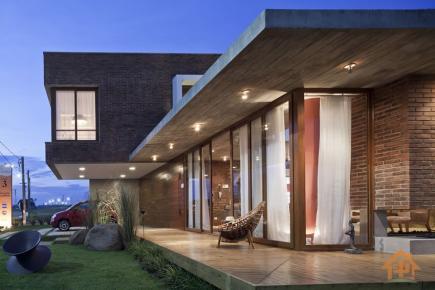 巴西Casa Maritimo精致别墅设计