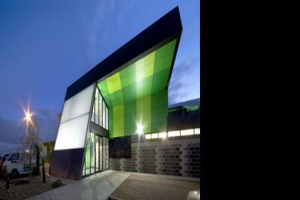 澳大利亚Joshua McAlister创意建筑设计