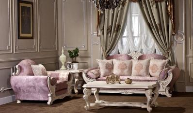 法式家具风格特点与分类