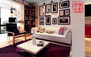 小户型客厅空间制胜六攻略 让家凌乱不再