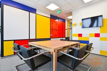 罗马尼亚ING银行办公室设计