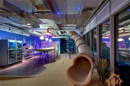 走进Google的以色列新办公室